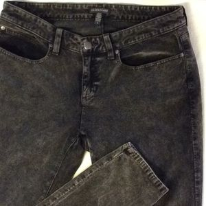 Eileen Fisher Velvet  Mineral Washed Sateen Jeans